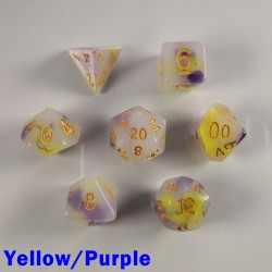 Opal Yellow/Purple