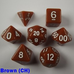 Opaque Brown (CH)