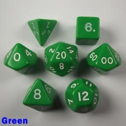 Opaque Green