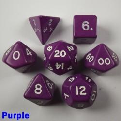 Opaque Purple
