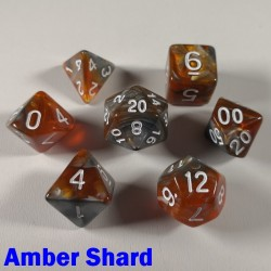 OreStone Amber Shard