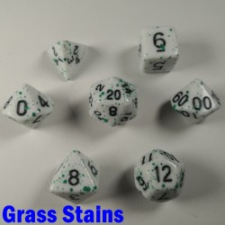 Particle Grass Stains