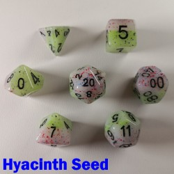 Particle Hyacinth Seed