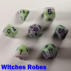 Particle Witches Robes