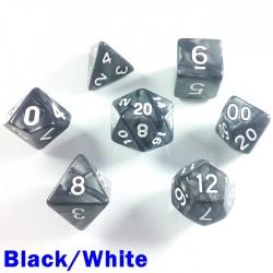 Pearl Black/White