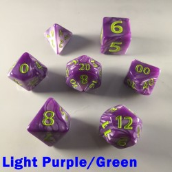 Giant Pearl Light Purple/Green