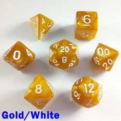 Pearl Gold/White