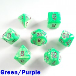 Pearl Green/Purple