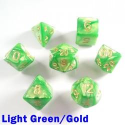 Pearl Light Green/Gold