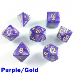 Pearl Purple/Gold