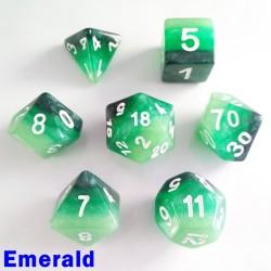 Rainbow Emerald