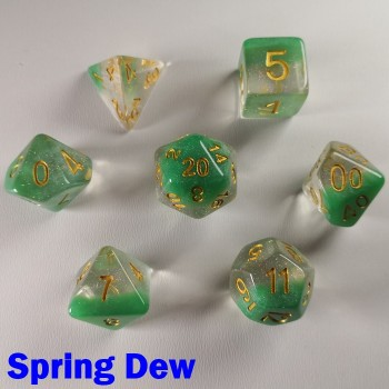 Snowglobe Spring Dew