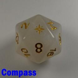 Spirit Of Arctic Compass Large D20