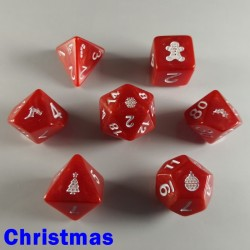 'Spirit Of' Occasion Dice - Christmas