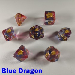 Spirit Of (Series 3) Blue Dragon