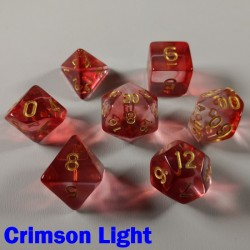 Nebula Storm Crimson Light