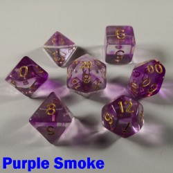 Nebula Storm Purple Smoke