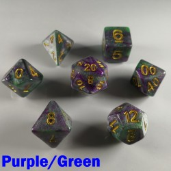 Universe Purple/Green