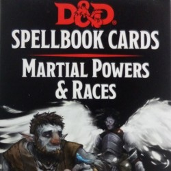 Martial Powers & Races Deck