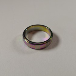 Iridium D20 Spinner Ring